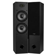 Dayton Audio T652-AIR 雙 6-1/2 英寸 雙向塔揚聲器 1對