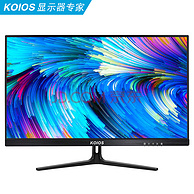 值哭、△E值<2、4K,HDR,10bit,100%sRGB色域!KOIOS K2718UD 27寸显示器 958元包邮 次日达