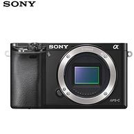 SONY 索尼 Alpha 6000 APS-C微单数码相机