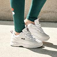 新低!FILA 斐乐 RAY系列 中性运动休闲鞋