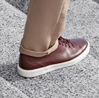 高端鞋图文解析、41码好价:Clarks 中性 板鞋 26140164