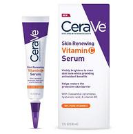 CeraVe 适乐肤 10%VC抗氧化美白亮肤精华 30mlx2件