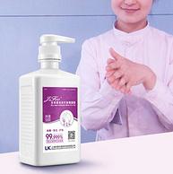 杀菌率99.99%+免冲洗:洁芙柔 儿童洗手液 500ml