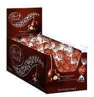 小編長期回購:Lindt 瑞士蓮 榛子牛奶松露巧克力 120粒