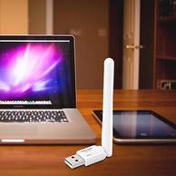 京東隔日達,B-LINK/必聯 BL-150SM 臺式機Wi-Fi無線接收器 17.9元,可湊單或使用運費券帶回