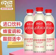 蜂蜜+益生菌:日本 達亦多 乳酸菌飲料 310mlx12瓶