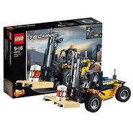 10日0点:适合9-16岁,LEGO 乐高 Technic 机械组系列 42079 重型叉车