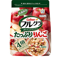 考拉自营团、日本京都产:700g Calbee 卡乐比 富果乐巧克力曲奇味麦片