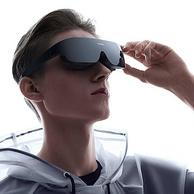 史低!在家畅享3D巨幕,近视调节:华为 VR虚拟现实 GLASS CV10亮黑色