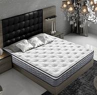 值哭、 独袋弹簧+乳胶:Airland 雅兰 威斯汀酒店豪华版床垫 1.8x2m
