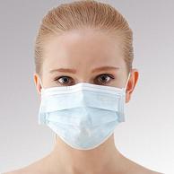 22日20点,阿里大药房发货,10只 稳健 一次性医用护理口罩