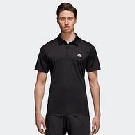 5日0点,商场同款:阿迪达斯 男子 网球运动短袖POLO衫
