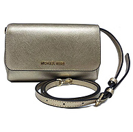 Michael Kors Jet Set Item 女士中号真皮单肩包
