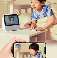 前置攝像頭+豐富資源服務+早教:TMALL GENIE 天貓精靈 CC 帶屏智能音箱