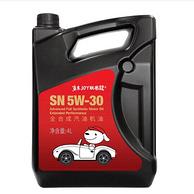 22点开始,SN级,壳牌控股:4L 统一 京保养联名款 5W-30 全合成机油