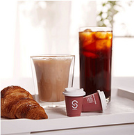 3秒即溶、精品咖啡冷萃拿铁 :12杯  sengine鹰集 美洲豹速溶咖啡粉