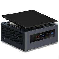 双通道带独显,英特尔 NUC 迷你电脑主机 深红峡谷 I3-8121U+Radeon 540+8G+1T