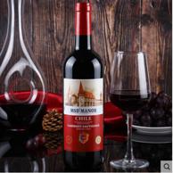 智利原酒进口 750mlx6瓶 梅赛得 干红葡萄酒