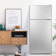 租房好选择:韩国现代 小型节能电冰箱 BCD-108HCMC