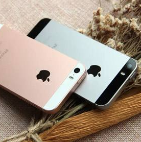 小Q二手团、可破解无锁:联通电信4G 原装 95新iPhone Se 32G 有锁版