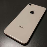 小Q二手团:原装95新 iPhone 8 64G 二网/三网通有锁版