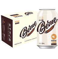 天然馬奶、解油膩:馬奶啤 酸馬奶風味飲品 300mlx12罐