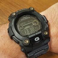 六局电波:Casio 卡西欧 G-Shock系列 GW-7900-1ER 太阳能腕表
