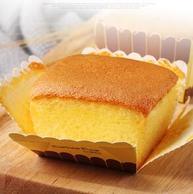純面+蛋、不加一滴水:巴比熊 芝士味輕蛋糕 510g
