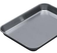 手慢无、日亚畅销品:高仪 不锈钢 方形托盘 13.5×18.5cm