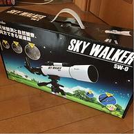 270倍、帶三腳架:日本 Kenko 星象儀天文望遠鏡 SKY WALKER SW-0