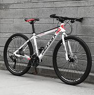 白菜价、绿色出行:Lauxjack 21速变越野山地自行车