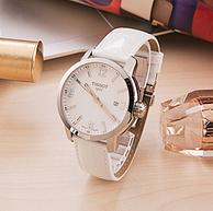 TISSOT 天梭 PRC 200系列 T055.410.16.017.00 中性款时装腕表