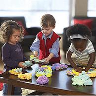 永不干燥!20个装 Educational Insights 彩色超轻粘土玩具