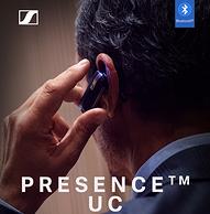 2.6倍差价:Sennheiser 森海塞尔 单耳商务蓝牙耳机
