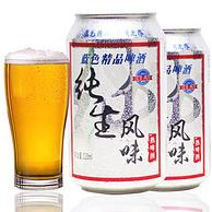 青島純生啤酒整箱 320mlx6罐