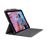 iPad秒变笔记本:Logitech 罗技 Slim Folio 键盘保护套 适配iPad Air3