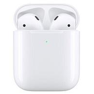 Apple 苹果 新AirPods 2 无线蓝牙耳机 有线充电盒版