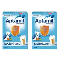 Aptamil 爱他美 幼儿配方奶粉 1+段 600gx2盒