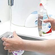 专业清洗婴儿用品、天然植物配方:NUK 奶瓶清洗液 380ml