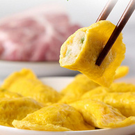 上市公司:安井 鸡肉荸荠黄金蛋饺 10个x3包
