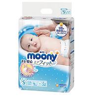 15日0点: moony 尤妮佳 婴儿纸尿裤 S84片x 3包