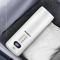 4段控温+温度数显:志高 ZG-JPB02 电热防烫烧水杯 400ml 89.9元包邮,按键款69.9元