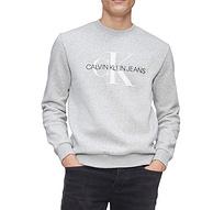 Calvin Klein 卡爾文·克萊恩 男士 舒適透氣圓領針織運動衫