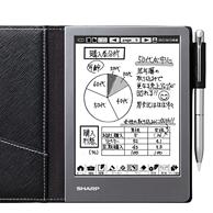 亚马逊销冠:夏普 电子笔记本 黑色系列 WG-S50