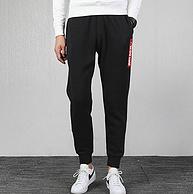 10点:NIKE 耐克 BV5100 男子针织长裤