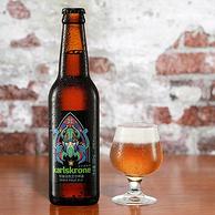原麥汁濃度15°+:330mlx6瓶 奧樂齊 卡爾斯克羅 印度單色艾爾精釀啤酒