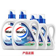 22日10点:Walch 威露士 倍净洗衣液套装 6kgx2件 +凑单品