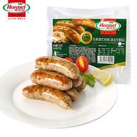 低脂即食:120gx5包 Hormel 荷美尔 经典德式香肠