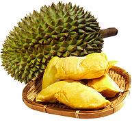 泰国进口,京觅 青尼榴莲 2-2.5kg+1.5-2kg