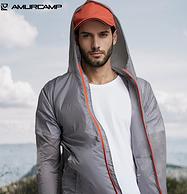 75g超轻 upf50+:Amurcamp 男士皮肤衣